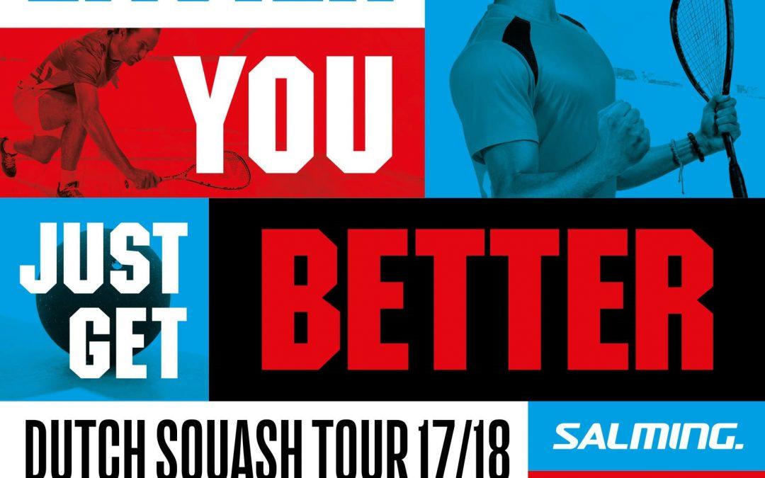 Dutch Squash Tour!