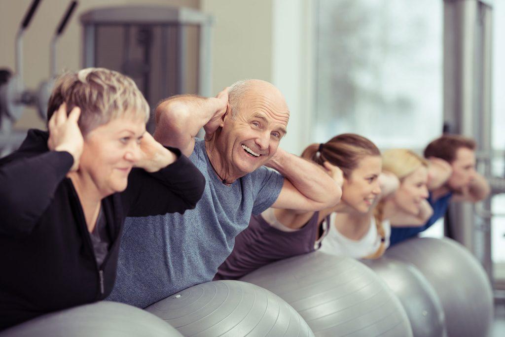 Blijf fit en gezond thuis