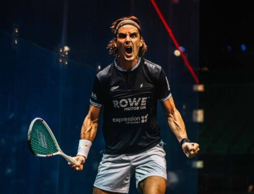 'MeerSquashers Paul Coll en Nele Gilis naar kwartfinale in Egypte