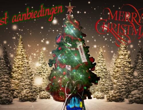 Kerstactie, de sportiefste cadeaus voor de feestdagen