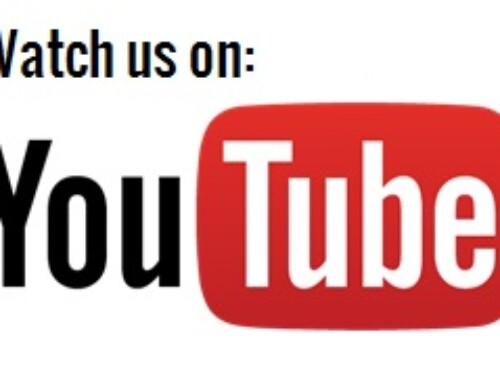 Volg onze online lessen nu via het YouTube kanaal!